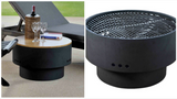 Outdoor Coffee Table And Fire Pit - Clever and Modern Home and office furniture. Pet Furniture