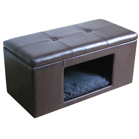 C & M Pet House Bench - Clever and Modern Home and office furniture. Pet Furniture