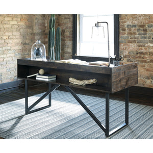 Industrial Urban Wood Desk - Clever and Modern Home and office furniture. Pet Furniture