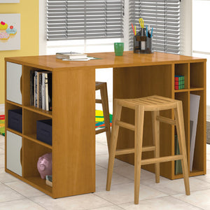 Julip Multipurpose Project Desk - Clever and Modern Home and office furniture. Pet Furniture