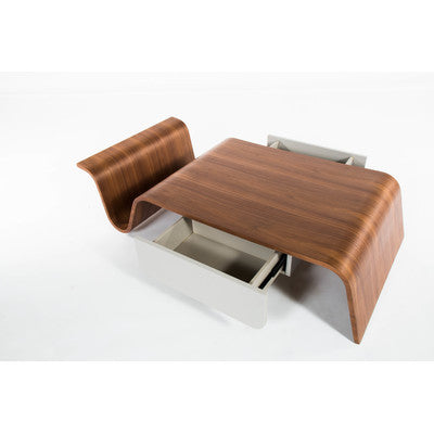 lightfield multipurpose coffee table – clever and modern