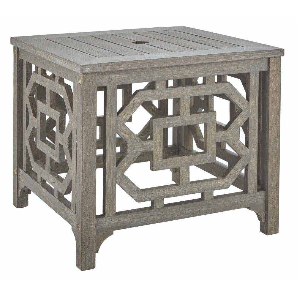 Martha Stewart Living Blue Hill Patio Side Table - Clever and Modern Home and office furniture. Pet Furniture