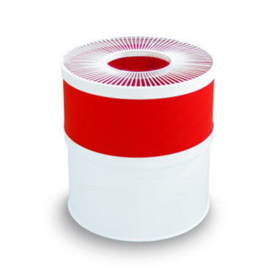 Round Little Box For Messy Cats - Clever and Modern Home and office furniture. Pet Furniture