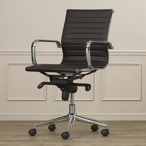 C & M Office Chair In Black - Clever and Modern Home and office furniture. Pet Furniture