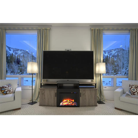 Modern Fire place and TV console - Clever and Modern Home and office furniture. Pet Furniture