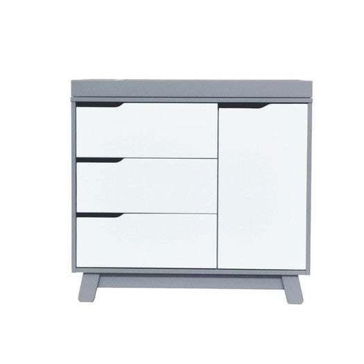 Modern Grey 3 Drawer Changing Table - Clever and Modern Home and office furniture. Pet Furniture