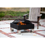 Modern Portable Fire Pit - Clever and Modern Home and office furniture. Pet Furniture