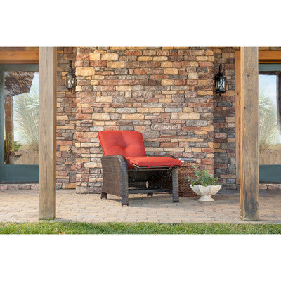 Tanna Patio Recliner With Cushions - Clever and Modern Home and office furniture. Pet Furniture