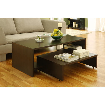 Trent Dual Level Coffee Table