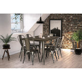 Gunter Dining Table with Chairs - Clever and Modern Home and office furniture. Pet Furniture