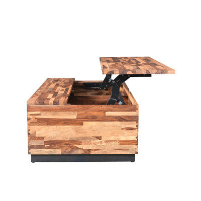 Woodlot Multi-Functional Coffee Table Desk - Clever and Modern Home and office furniture. Pet Furniture