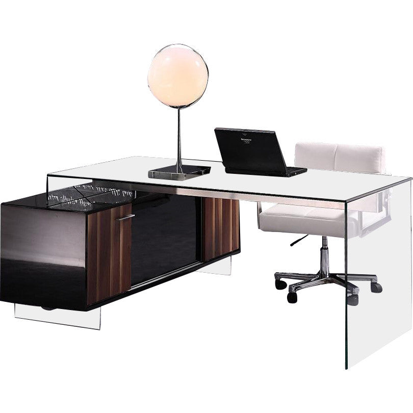 Hydra Desk With Storage - Clever and Modern Home and office furniture. Pet Furniture