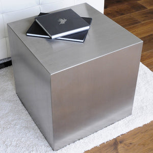 Modern Metal End Table - Clever and Modern Home and office furniture. Pet Furniture