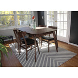 C & M Expandable Dining Table For 8 Seats - Clever and Modern Home and office furniture. Pet Furniture