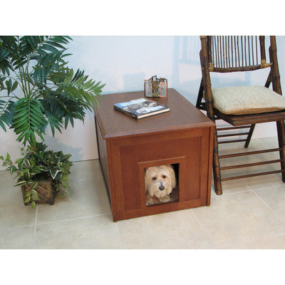 2in1 dog houseend table clever and modern home and