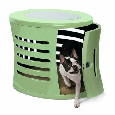 Modern Elegance Pet Crate Table - Clever and Modern Home and office furniture. Pet Furniture
