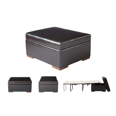 Lisa 2-in-1 Ottoman Bed