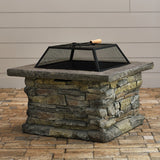 Wood Fire Pit - Clever and Modern gadgets and furniture for your home and office.