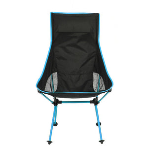 Set of 4 chairs, Portable UltralightCamping Chair with Bag perfect for any Outdoors - Clever and Modern Home and office furniture. Pet Furniture