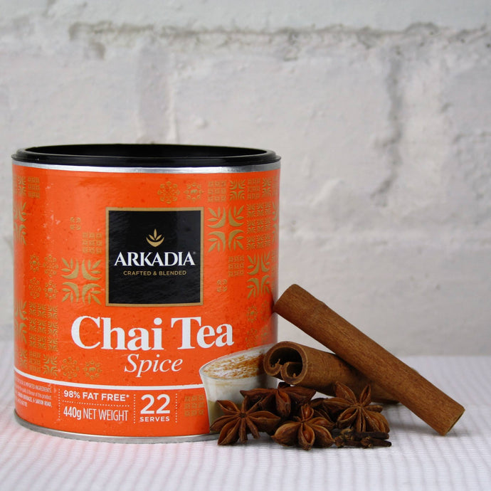 Arkadia Spiced Chai - Coffea Coffee