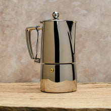 Load image into Gallery viewer, Avanti Art Deco Coffee Maker, Stovetop coffee maker - Coffea Coffee
