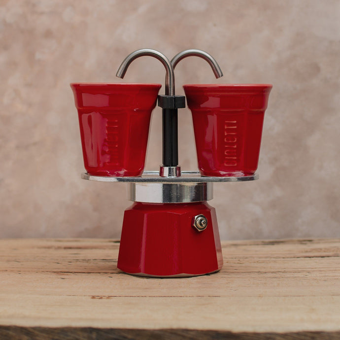 Bialetti Mini Express Red - Coffea Coffee
