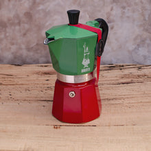 Load image into Gallery viewer, Bialetti Moka Express Tricolore - Coffea Coffee