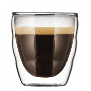 Bodum Pilatus Espresso Glass, Accessories - Coffea Coffee