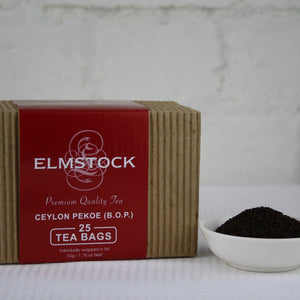 Elmstock Broken Orange Pekoe, Tea - Coffea Coffee