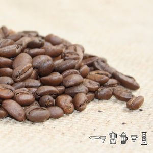 Espresso Blend, Coffee - Coffea Coffee