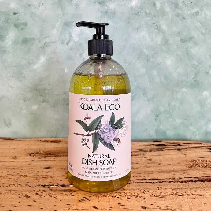 Koala Eco Dish Soap - Coffea Coffee