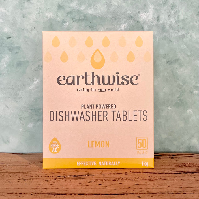 Earthwise Dishwasher Tablets - Coffea Coffee