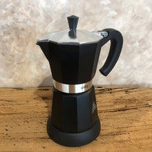 Load image into Gallery viewer, Cilio Electric Moka Coffee Maker Black, Coffee Maker - Coffea Coffee
