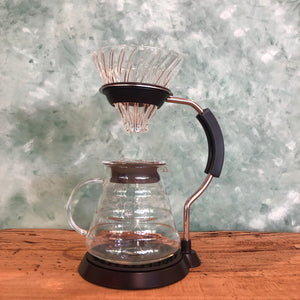 Hario V60 Pour Over Arm Stand Set, Coffee Maker - Coffea Coffee