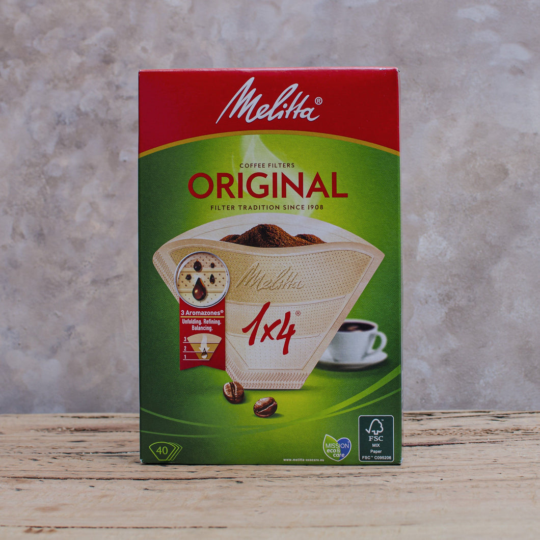 Melitta Paper Filters, Coffee Maker - Coffea Coffee