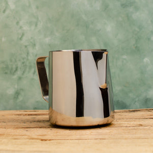 Stainless Steel Frothing Jug, Accessories - Coffea Coffee