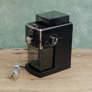 Zassenhaus Kingston Electric Coffee Grinder - Coffea Coffee