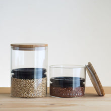 Load image into Gallery viewer, Airscape Glass Coffee Canister