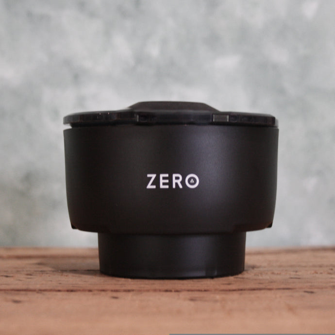 Trinity Zero Mini Press - Black - Coffea Coffee