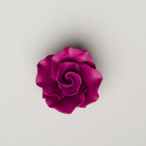 "1.5"" Formal Rose - Burgundy (32 per box)"