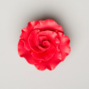 "2"" Formal Rose - Red (18 per box)"