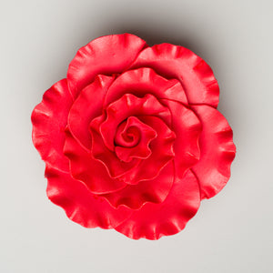 "4"" Formal Rose - Red"