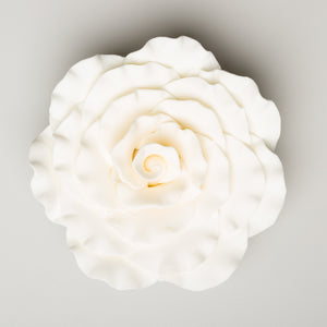 "5"" Formal Rose -  Ivory (4 per box)"