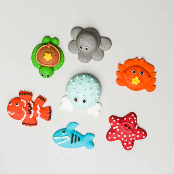 Sea Creatures Assortment (63 per box)