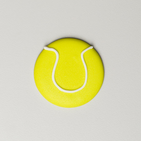 Royal Icing Tennis Balls