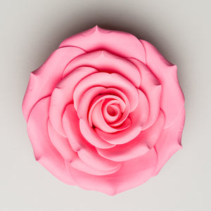 "3.5"" Sugar Rose - Pink (9 per box)"