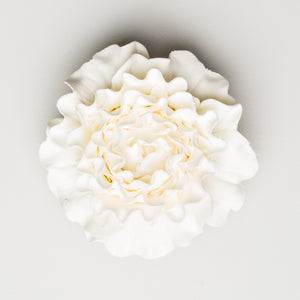 "3"" Piaget Rose - White (9 per box)"