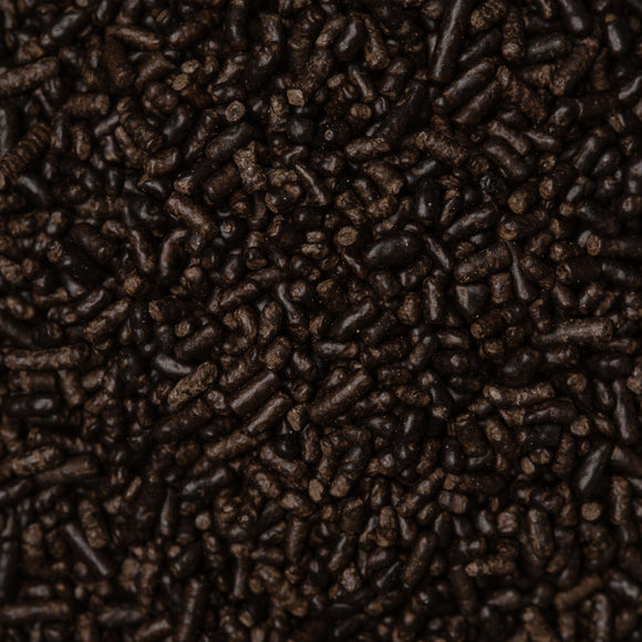 Black Sprinkles(Jimmies)