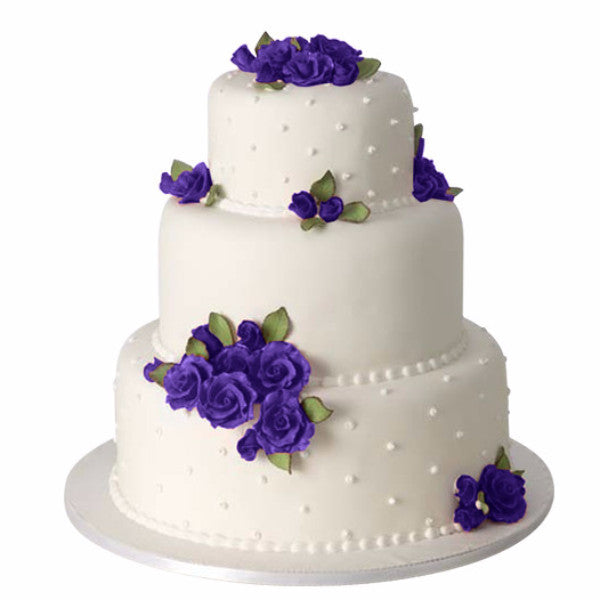 Classic Rose, Purple, Cake Kit
