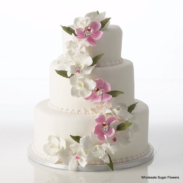 gumpaste sugar flowers for wedding cakes whimsical perfection cake kit sugar flowers 15025